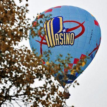 Vol en montgolfière (Nord-Pas-de-Calais)