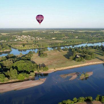 Vol en montgolfière (Tours)