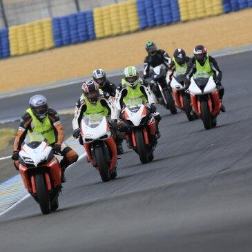 Circuit de Bordeaux-Mérignac, Gironde (33) - Stage de pilotage moto