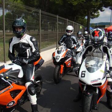 Circuit Paul Ricard - Le Castellet / Piste Grand prix, Var (83) - Stage de pilotage moto