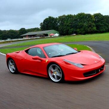 Stage Pilotage Ferrari en région Belgique