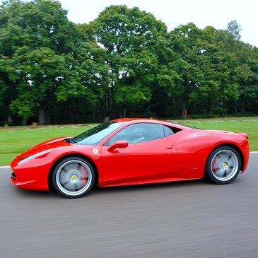 Stage de pilotage Ferrari en région Nord-Pas-de-Calais