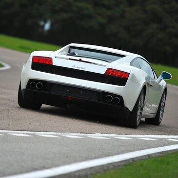 Stage de pilotage Lamborghini, département Aisne