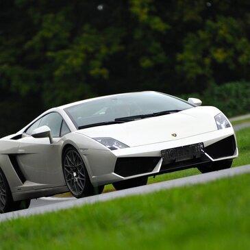 Stage Pilotage Lamborghini en région Picardie