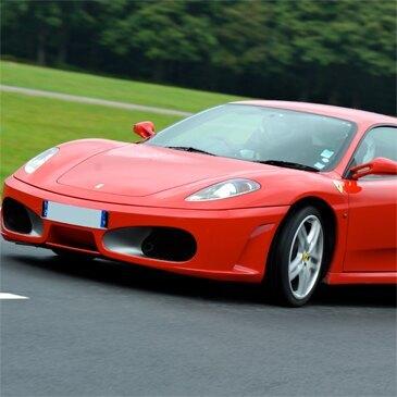 Stage de pilotage Ferrari en région Picardie