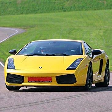 Beuvardes - Circuit des Ecuyers, Aisne (02) - Stage de pilotage Lamborghini