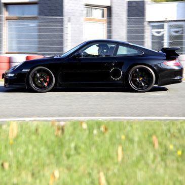 Stage en Porsche 997 Aerokit GT3 - Circuit des Ecuyers