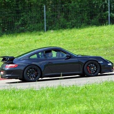 Circuit de Folembray, Aisne (02) - Stage de pilotage Porsche