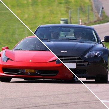 Stage de Pilotage 4 Autos - Circuit des Écuyers
