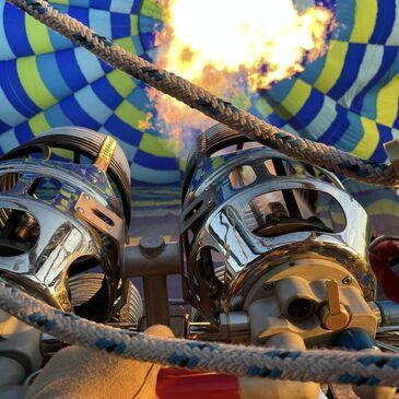 Baptême de l'air montgolfière, département Vaucluse