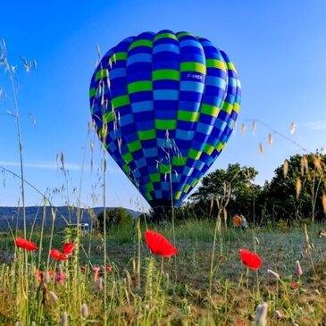 Réserver Baptême de l'air montgolfière département Vaucluse