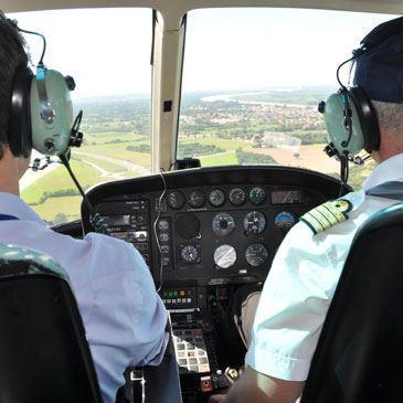 Pilotage d'Hélicoptère à Rennes