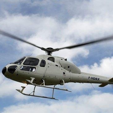 Stage initiation hélicoptère, département Ille et vilaine