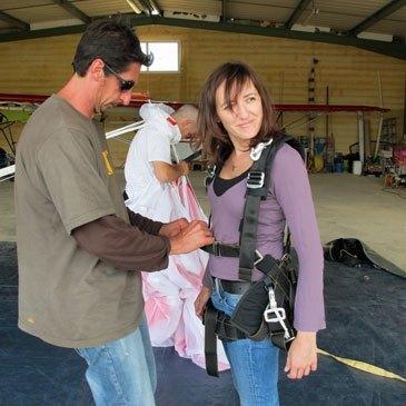 Saut en parachute proche Aérodrome de Sarlat - Domme