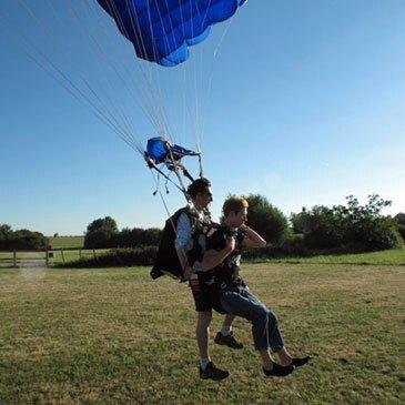 Réserver Saut en parachute département Dordogne