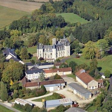 Héliport de Belleville à Neuvy le Roi, Indre et loire (37) - Baptême de l'air hélicoptère