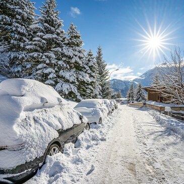 Parapente à Ski, département Hautes Alpes