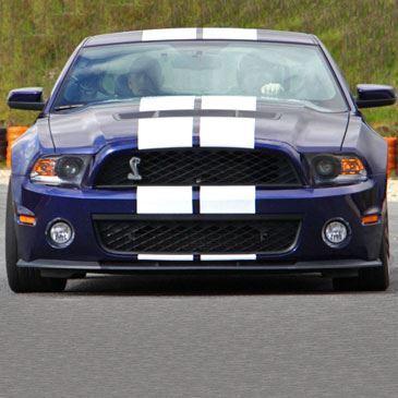 Stage en Mustang Shelby GT500 - Circuit de Mérignac