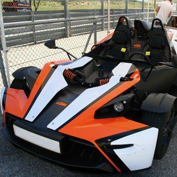 Circuit d'Alès, Gard (30) - Stage prototype competition
