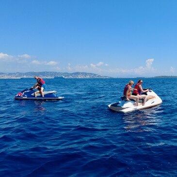 Jet ski Scooter des mers proche Théoule-sur-mer