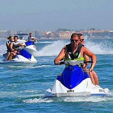 Hérault (34) Languedoc-Roussillon - Sport Aquatique