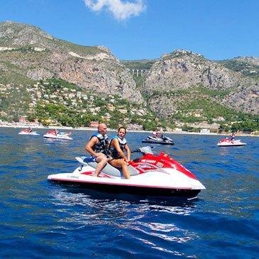Villeneuve-Loubet, Alpes Maritimes (06) - Jet ski Scooter des mers