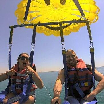 Parachute Ascensionnel proche La Grande-Motte