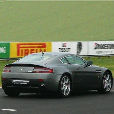 Stage de Pilotage Aston Martin en région Lorraine