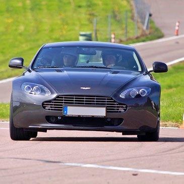 Circuit de chambley, Meurthe et moselle (54) - Stage de Pilotage Aston Martin