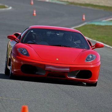 Stage en Ferrari F430 F1 sur le Circuit de Chambley