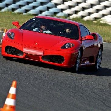 Stage Pilotage Ferrari en région Lorraine