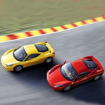 Circuit de chambley, Meurthe et moselle (54) - Stage de pilotage Ferrari