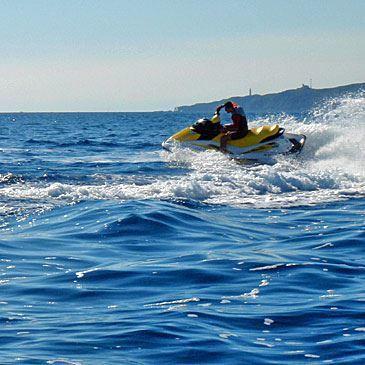 Randonnée en Jet Ski à Argelès-sur-Mer