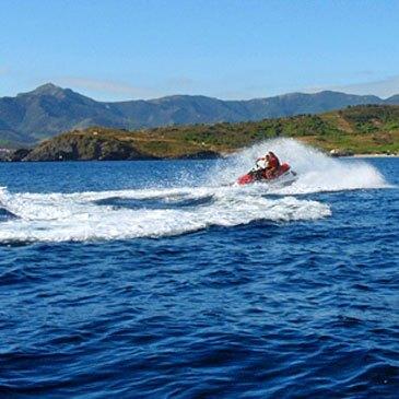 Jet ski Scooter des mers proche Saint-Cyprien