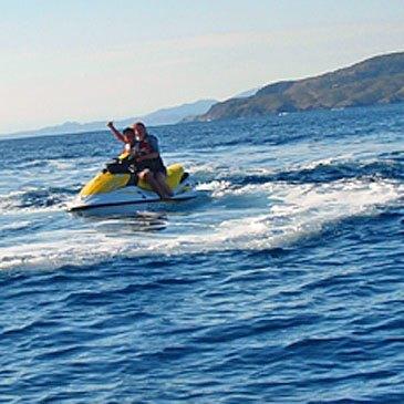 Randonnée en Jet Ski à Argelès-sur-Mer en région Languedoc-Roussillon