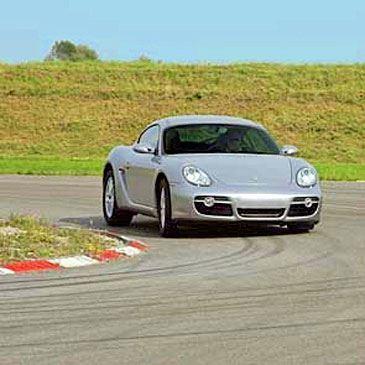 Baptême en Porsche Cayman - Circuit de Magny-Cours Club