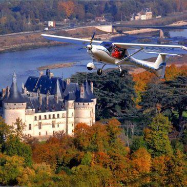 Pilotage d'ULM Multiaxe à Blois