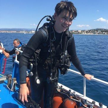 Réserver Baptême de plongée  en Provence-Alpes-Côte d'Azur et Corse