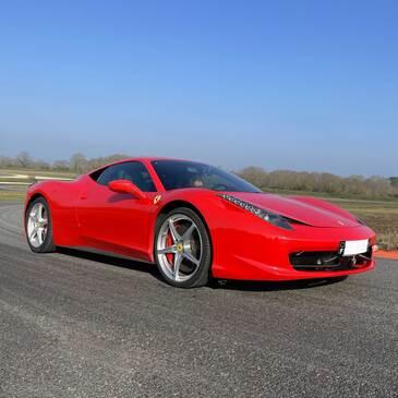 Circuit de Dijon Prenois, Côte d'or (21) - Stage de pilotage Ferrari