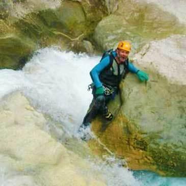 Saint-Lary Soulans, 45 min de Lannemezan, Hautes pyrénées (65) - Canyoning