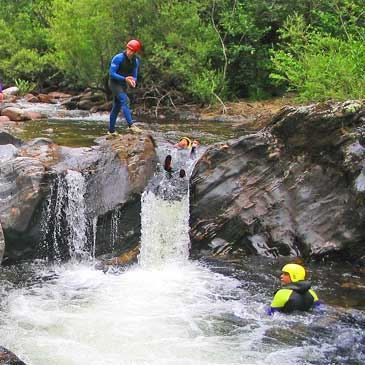 Canyon de Tayrac (descente peu sportive)