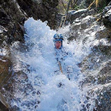 Canyon du Versoud (descente peu sportive)