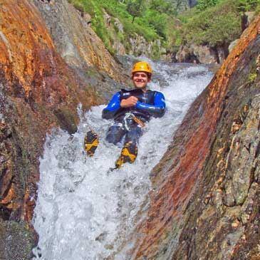 Randonnée aquatique Canyon du Grosdar