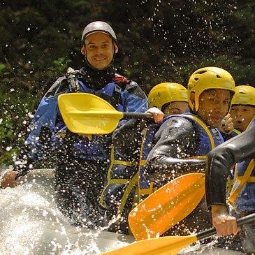 Plainefas, à 1h20 de Nevers, Nièvre (58) - Rafting