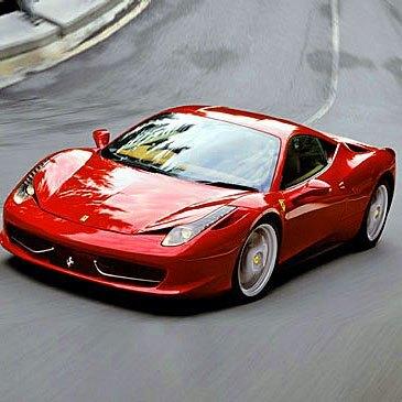 Stage de pilotage Ferrari en région Basse-Normandie