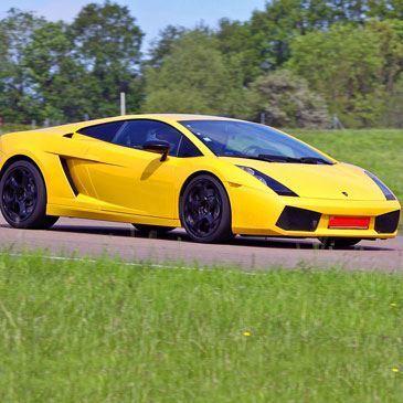 Stage pilotage Lamborghini Gallardo