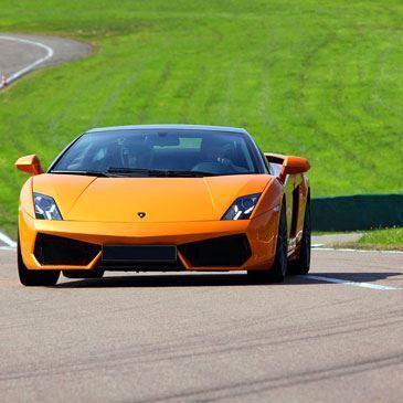 Stage en Lamborghini LP560 - Circuit de Pont-l'Évêque