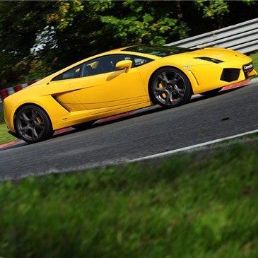 Stage de pilotage Lamborghini en région Basse-Normandie
