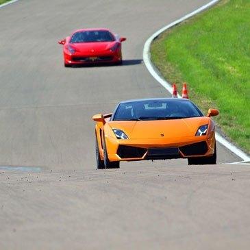 Circuit de Pont l'Evêque, Calvados (14) - Stage de pilotage Lamborghini