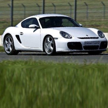 Stage de pilotage Porsche, département Calvados